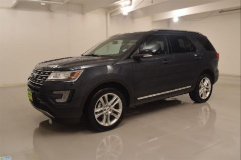 New 2017 Ford Explorer XLT 4WD 4WD
