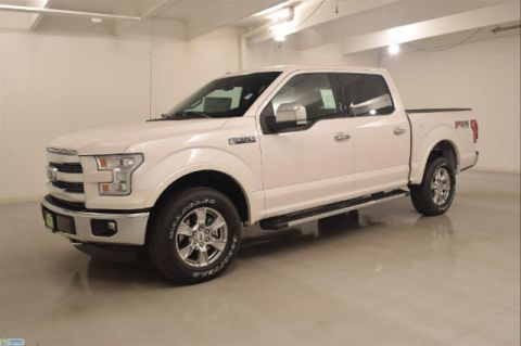 New 2016 Ford F-150 4WD SUPERCREW 145' LARIAT 4WD